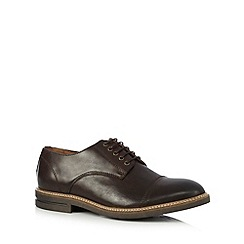 Hammond & Co. by Patrick Grant - Brown leather derby shoes