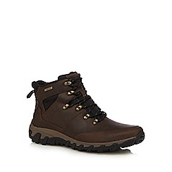 Rockport - Brown 'Cold Spring Plus' boots