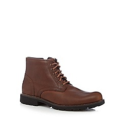 Rockport - Brown ankle boots