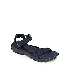 Mantaray - Navy casual walking sandals