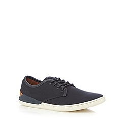 Red Herring - Navy sports soles trainers