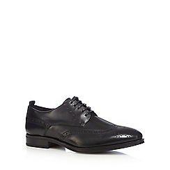Hammond & Co. by Patrick Grant - Black lace up Derby brogues