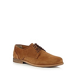 RJR.John Rocha - Tan suede casual shoes