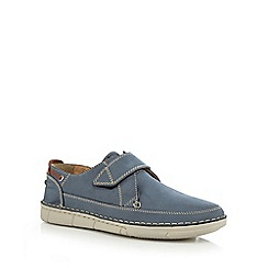 Henley Comfort - Blue 'Alf' casual shoes