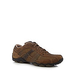 Skechers - Desert leather 'Diameter - Vassell' trainers