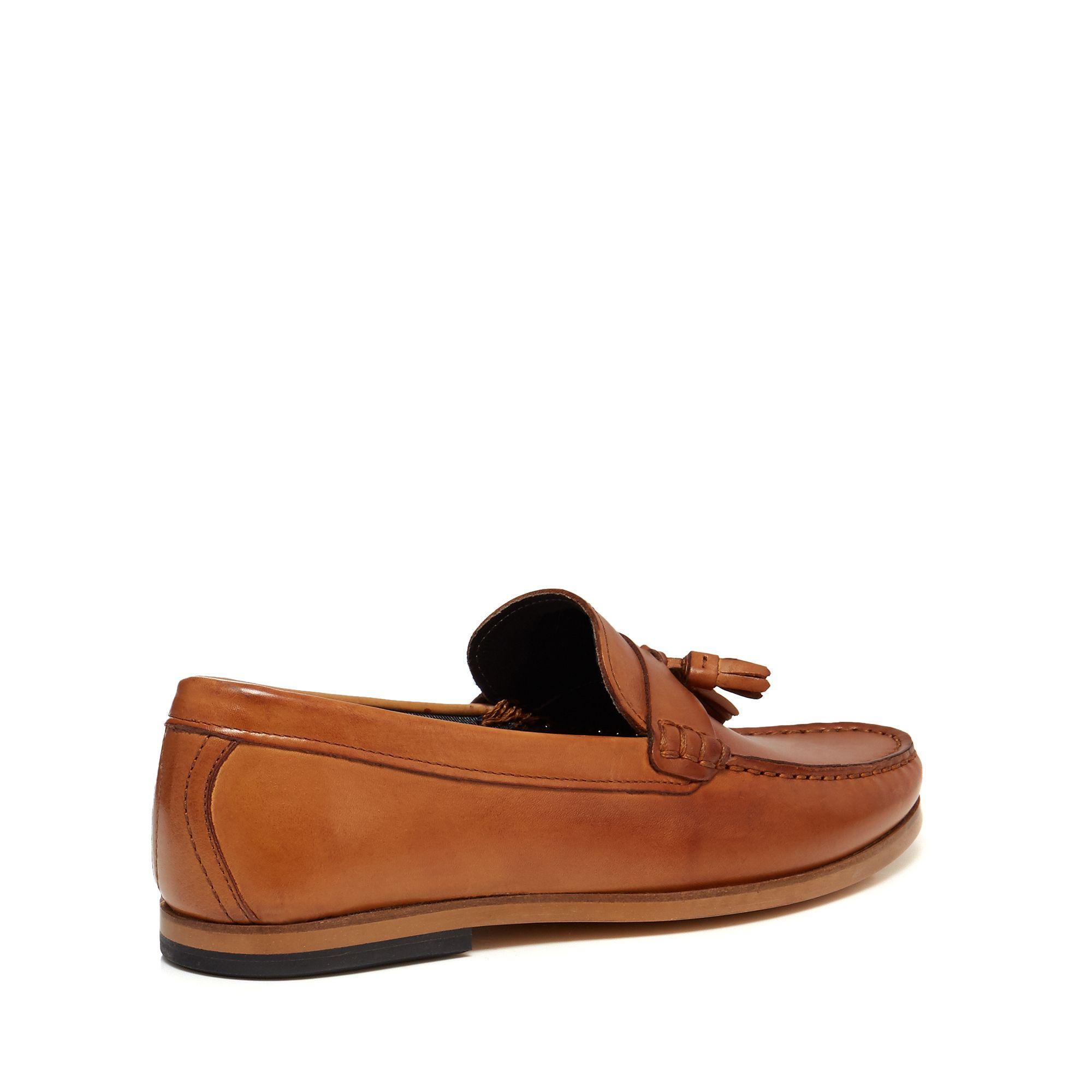 Debenhams Mens Shoes Tan