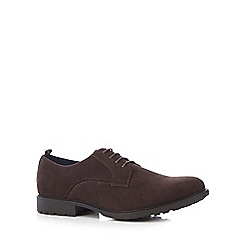 Red Herring - Dark brown lace up shoes