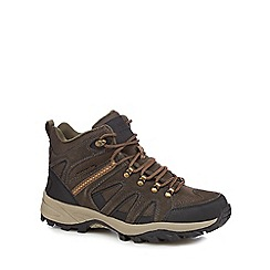 Maine New England - Khaki water resistant hiking boots