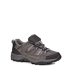 Maine New England - Grey water resistant hiking boots