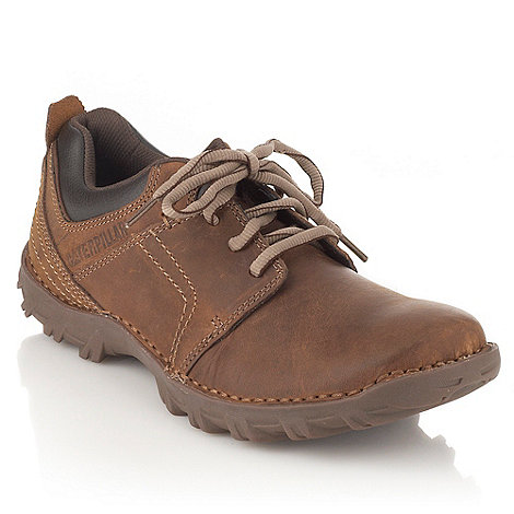 Caterpillar - Tan +Emerge+ leather shoes