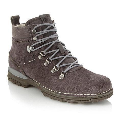 Merrell - Grey suede boots