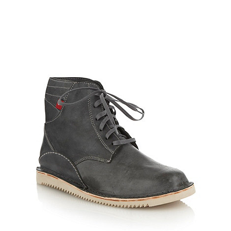 Oliberte - Grey +Gando+ leather boots