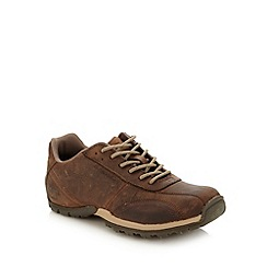 Caterpillar - Brown 'Jolt' trainers