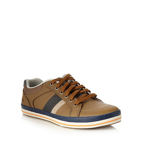 Skechers - Brown +Diamondback Goden+ trainers