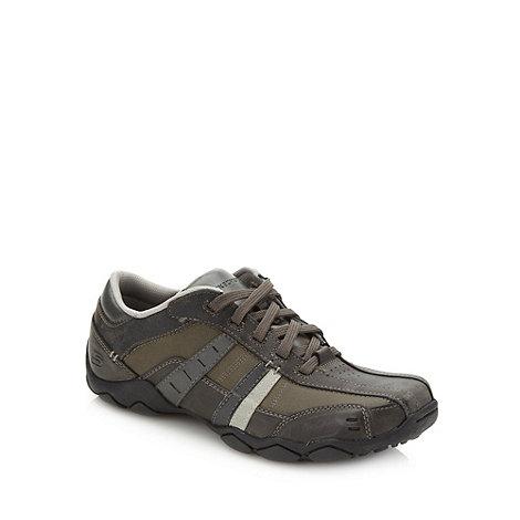 Skechers - Brown +Diameter - Vassell+ trainers