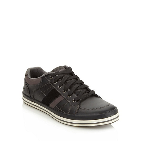 Skechers - Black +Diamondback Goden+ trainers