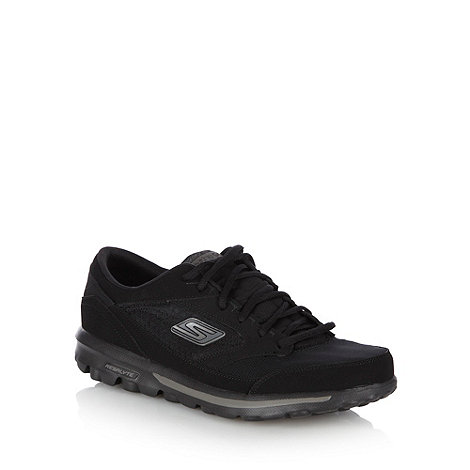 Skechers GOrun - Black +On The Go+ trainers