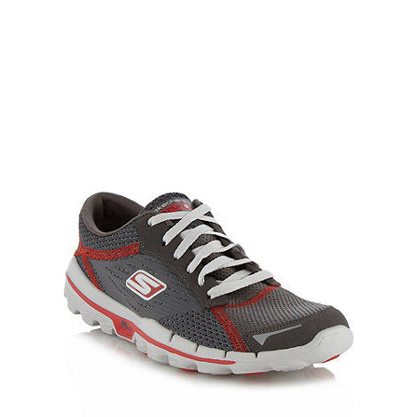 Skechers - Grey +Go Run 2+ trainers