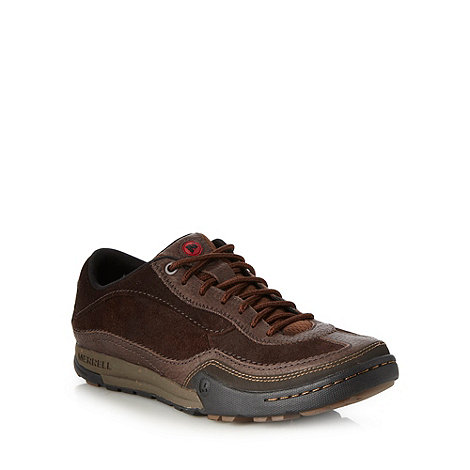 Merrell - Brown +Mountain Diggs+ shoes
