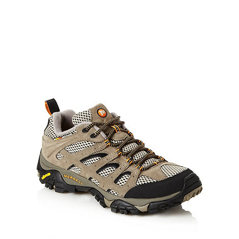 Merrell - Taupe +Ventilator+ shoes