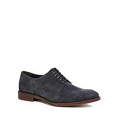 Hammond & Co. by Patrick Grant - Navy suede 'Albany' shoes