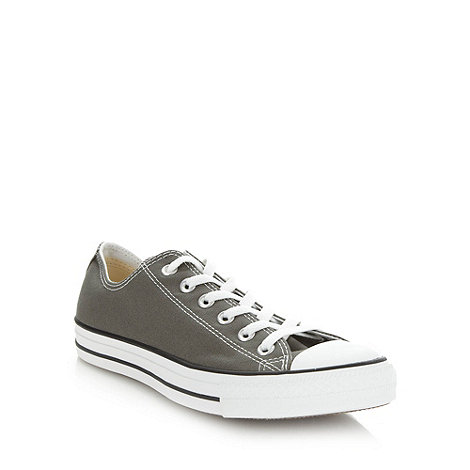 Converse - Grey +All Star+ trainers