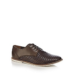 Red Herring - Brown Derby shoes
