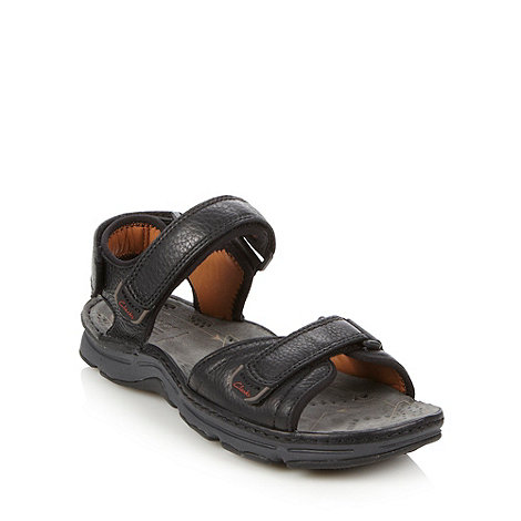 Clarks - Clarks black +ATL Part+ sandals
