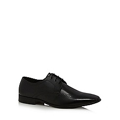 The Collection - Black Oxford shoes