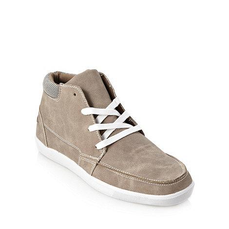 FFP - Natural dogtooth cuff boots