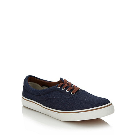 FFP - Navy denim trainers