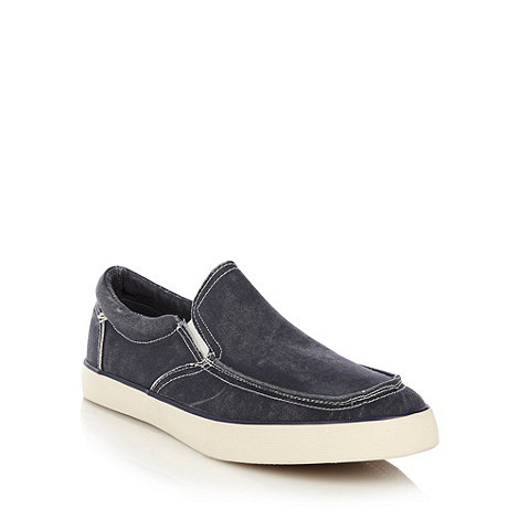 FFP - Blue slip-on casual shoes