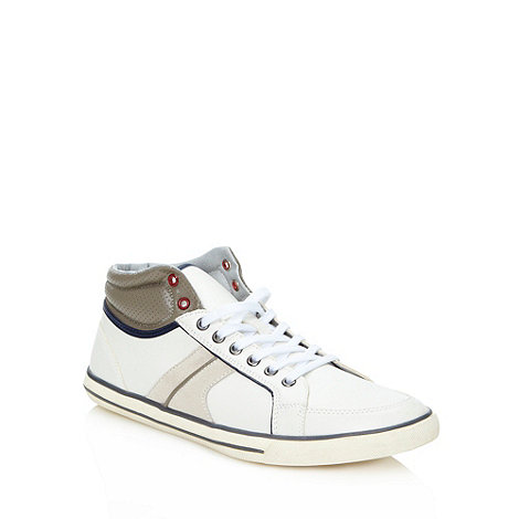 Call It Spring - White 'Koho' shoes