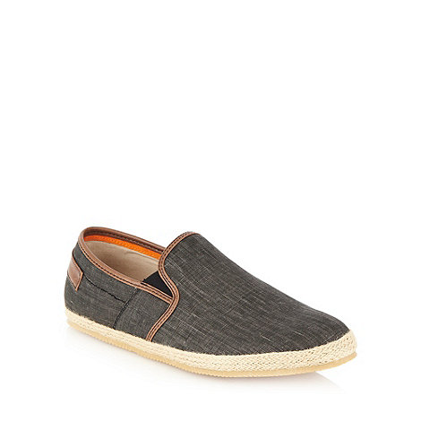 Call It Spring - Black +Civils+ slip on shoes
