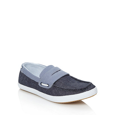 Call It Spring - Navy +Helweg+ boat shoes