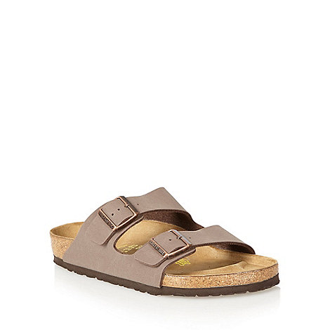 Birkenstock - Brown +Arizona+ sandals