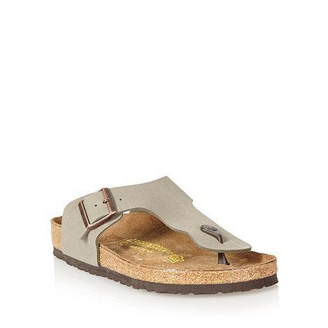 Birkenstock - Natural +Ramses+ sandals