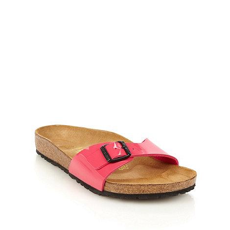 Birkenstock - Pink +Madrid+ sandals