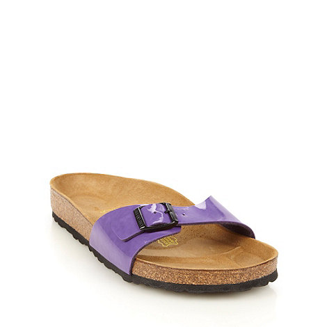 Birkenstock - Purple +Madrid+ sandals