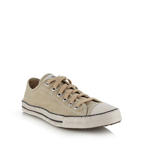 Converse - Converse natural canvas trainers
