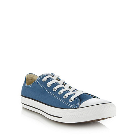 Converse - Converse blue +All Star+ trainers
