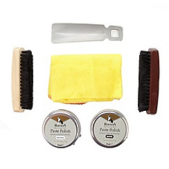 Boston - Shoe polish set