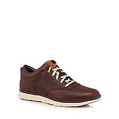 Timberland - Brown 'Killington' trainers