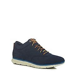 Timberland - Navy 'Killington Half Cab' chukka boots