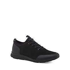 G-Star - Black 'Grount Sport' lace up trainers