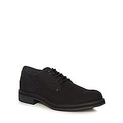 G-Star - Black 'Warth' Derby shoes