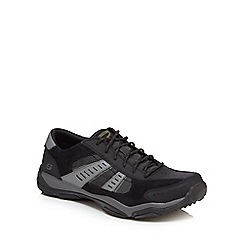 Skechers - Black 'Larson Alton' trainers