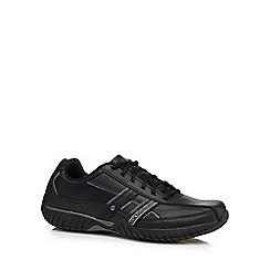 Skechers - Black 'Sendro' trainers