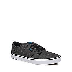 Vans - Dark grey 'Atwood' trainers
