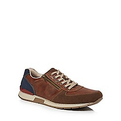 Rieker - Brown trainers